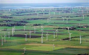 Germany onshore wind farm