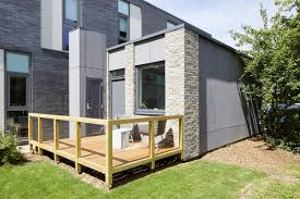 RHP Launcpod modular house external