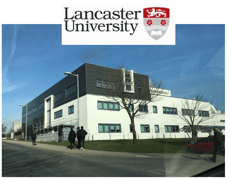 lancaster university cge offices
