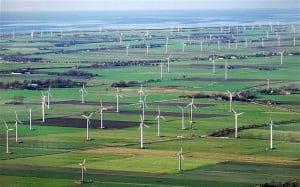 Germany onshore wind farm