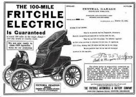 Is There About To Be An Electric Vehicle Revolution