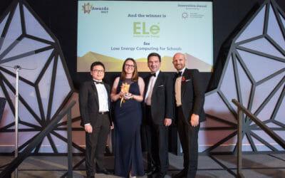UK TECH FIRM WINS MAJOR INNOVATION AWARD FROM ENERGY INSTITUTE
