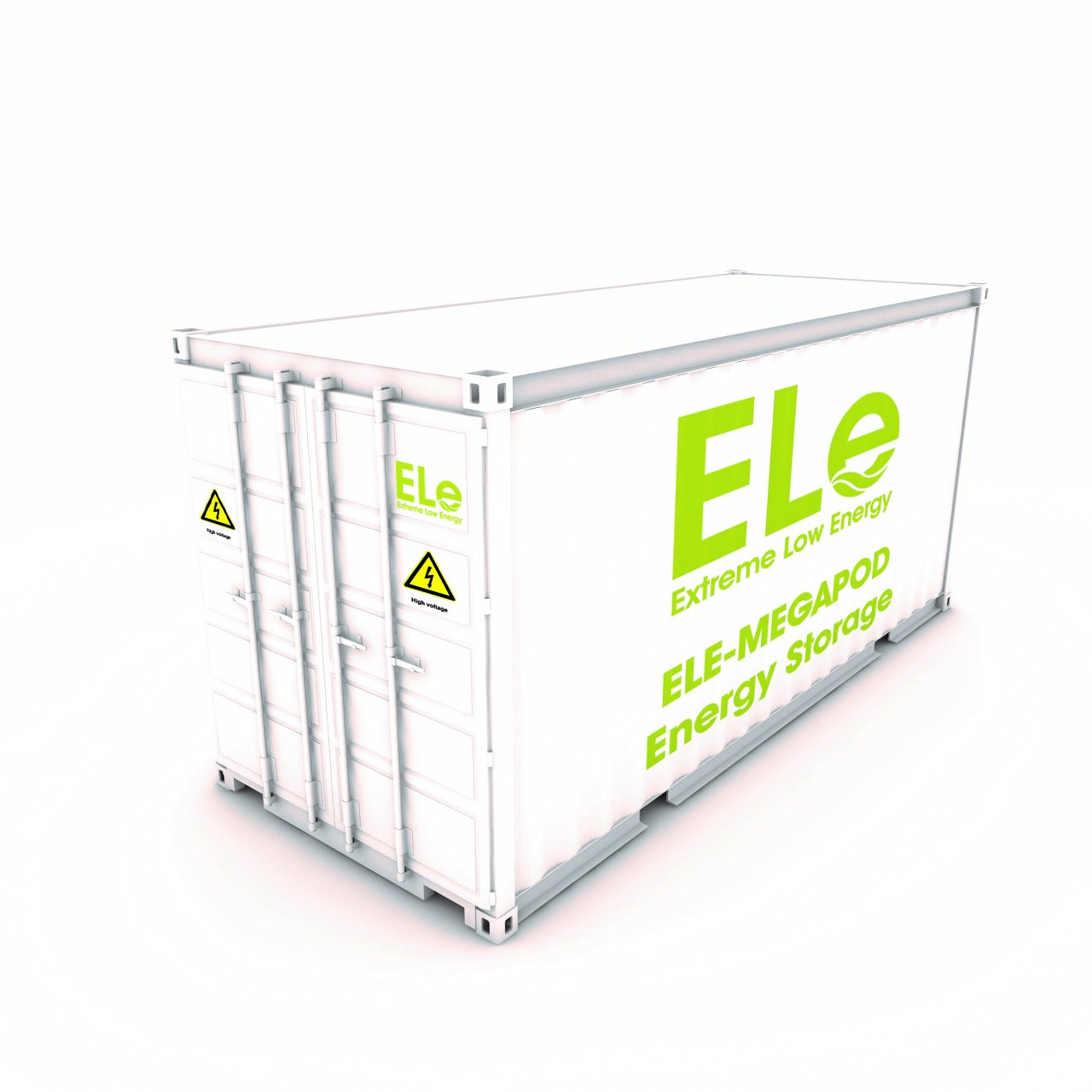 ELE MEGA-POD battery storage
