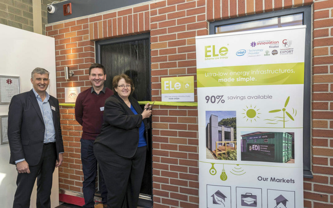 HOME OF THE FUTURE POWERED BY INNOVATIVE NORTH WEST FIRM ELe IS UNVEILED