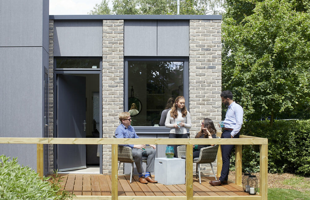 Halton Housing - Low Energy Meeting POD - ELE