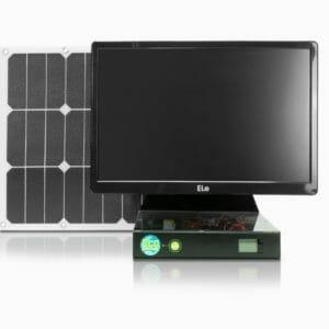 ELe SolarPC front