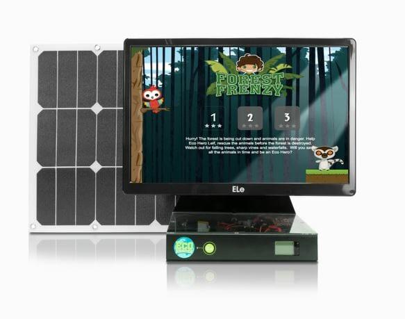 ELe SolarPC front Eco Heroes