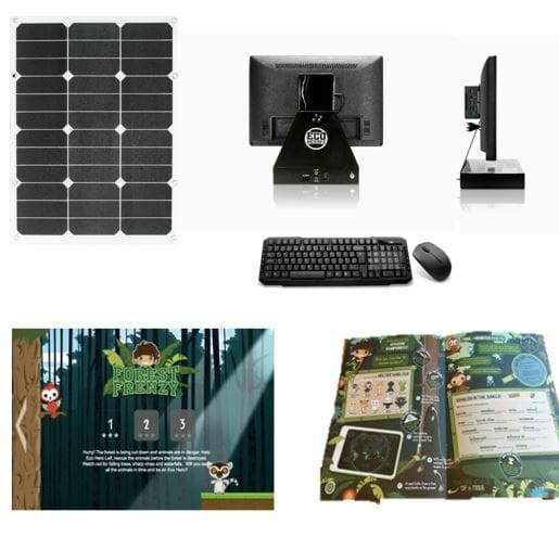 ELe SolarPC full package