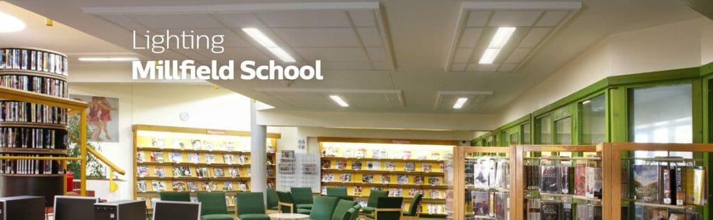 Millfield School LED Lighting
