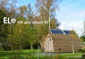 Leisure POD offgrid glamping